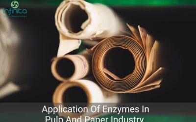 Application Of Enzymes In Pulp And Paper Industry