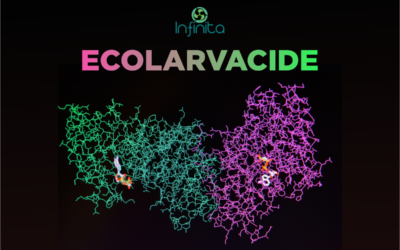 Ecolarvacide: Our Enzyme for Larvae