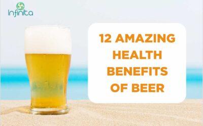12 Health Benefits Of Beer