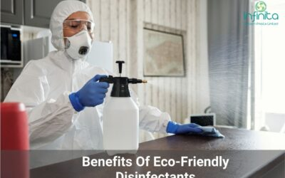 Benefits Of Eco-Friendly Disinfectants