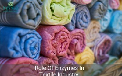 What Is The Role Of Enzyme In Textile Industry?