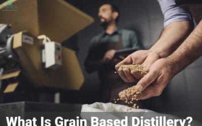 What Is Grain-Based Distillery?