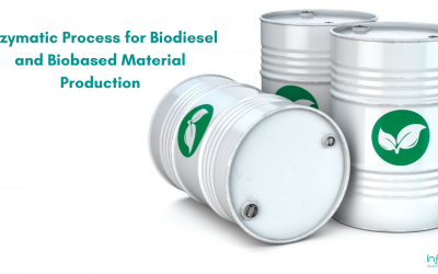 Enzymatic Process for Biodiesel and Biobased Material Production